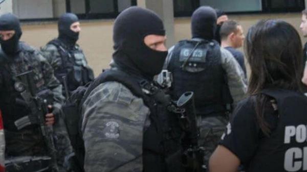 Capa do Curso Policia civil